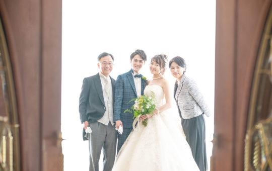 【少人数婚】少人数での結婚式もOK!こだわりのお料理もお任せ
