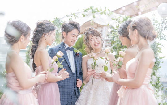 【2022年3月~5月を検討の方】<br>80名206万円/100名245万円 春の結婚式が早くもお得♪予算も安心