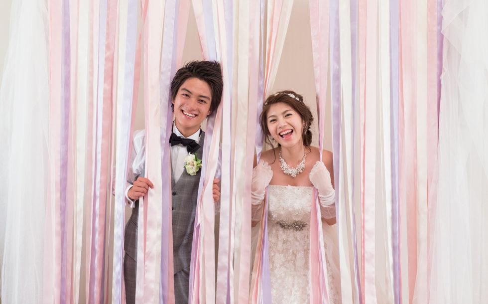 お写真で結婚式を残して報告もできる☆<br>準備も費用もわかりやすくフォト婚